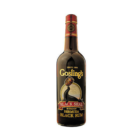 Gosling's Black Seal Dark Rum