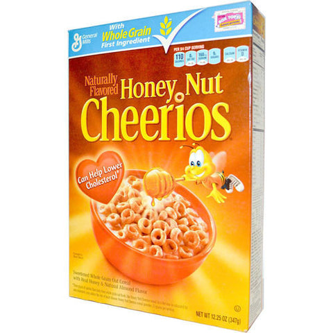 Cheerios, Honey Nut