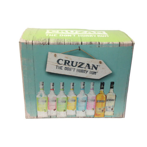 Cruzan Rum Sample / Gift Box