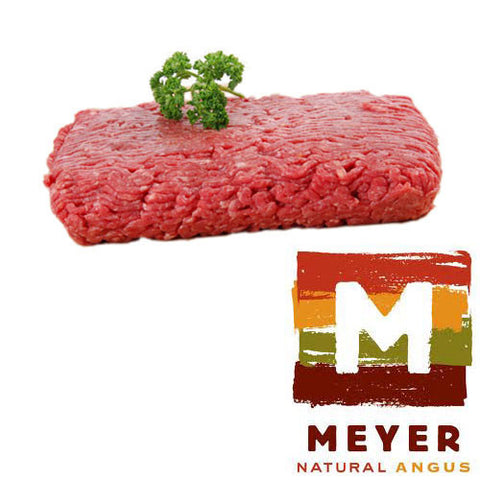 Ground Beef, 80/20, All Natural - Grass Fed