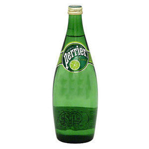 Perrier Lime, 25 oz bottle
