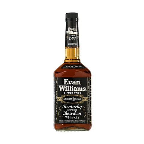 Evan Williams, Bourbon Whiskey