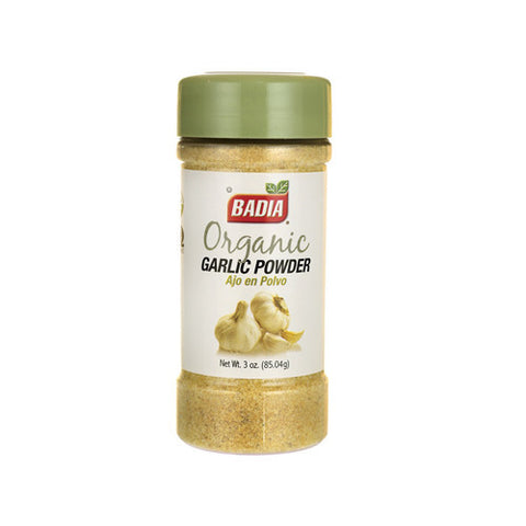 Badia, Garlic Powder, Organic