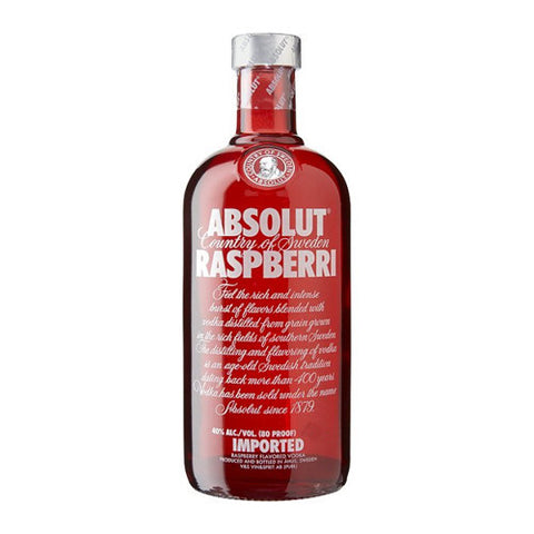 Absolut Vodka, Raspberry
