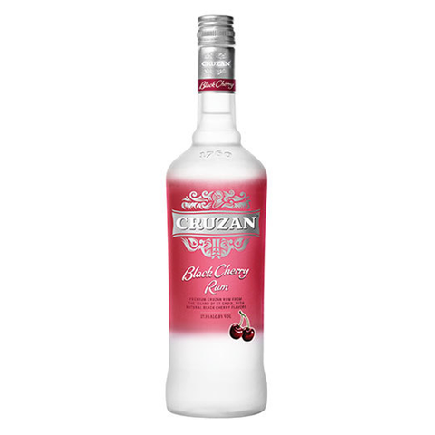 Cruzan Rum, Black Cherry