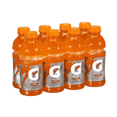 Gatorade, Orange, 20 oz Bottles