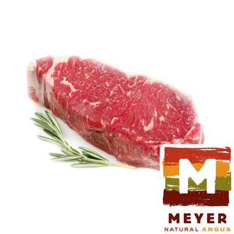 NY Strip Steak, All Natural - Grass Fed, 8 oz
