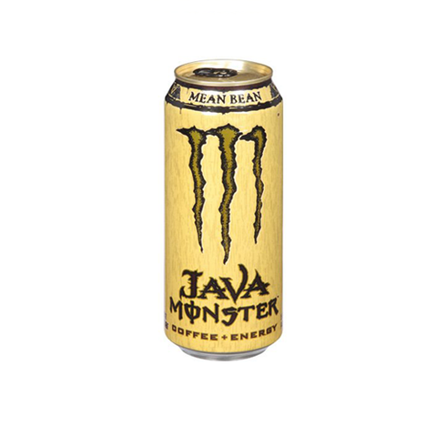Monster, Java Mean Bean, 16 oz can