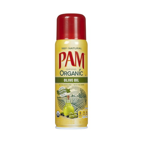Pam Cooking Spray, Organic Olive Oil
