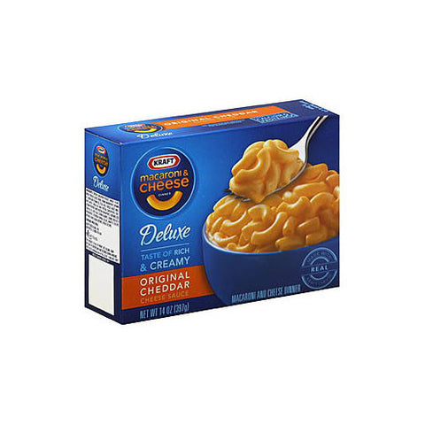 Mac & Cheese, Deluxe, Kraft