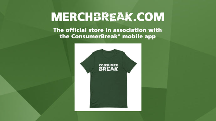 MerchBreak.com Gift Card