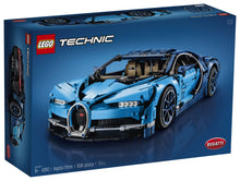 Load image into Gallery viewer, Lego Tecnic Bugatti Chiron 42083