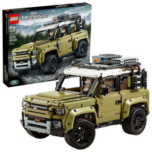 Load image into Gallery viewer, LEGO Technic Land Rover Defender 42110 Toy Building Kit (2573 Piece)