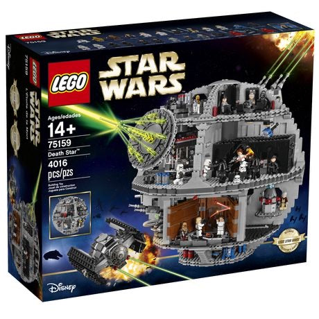 LEGO Star Wars Death Star 75159 Toy Building Kit (4016 Pieces)