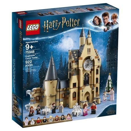 LEGO Harry Potter Hogwarts Clock Tower 79548