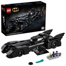 Load image into Gallery viewer, LEGO Super Heroes 1989 Batman Batmobile 76139