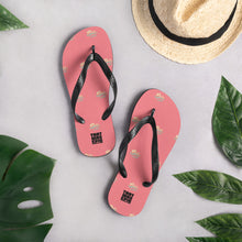 Load image into Gallery viewer, Epic Retro Flip-Flops Pink