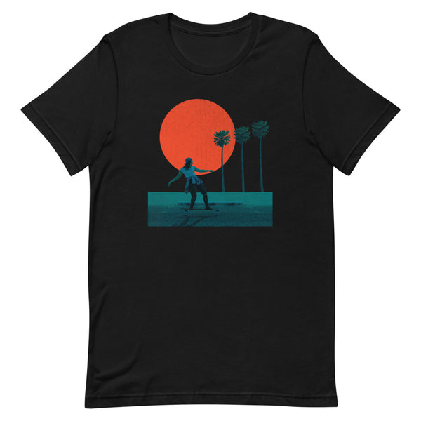 Epic Long Boarding Unisex Tee