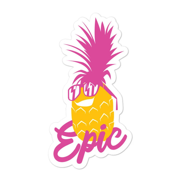 Live Epic Stickers
