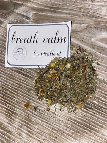 BREATH CALM kruidenblend