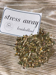 STRESS AWAY kruidenblend