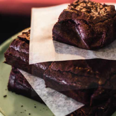 Vegan Brownies (Gluten-free)