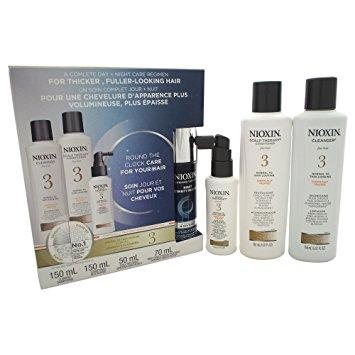 Nioxin System 3 Normal to Thin-Looking for Fine Hair Kit 4pc