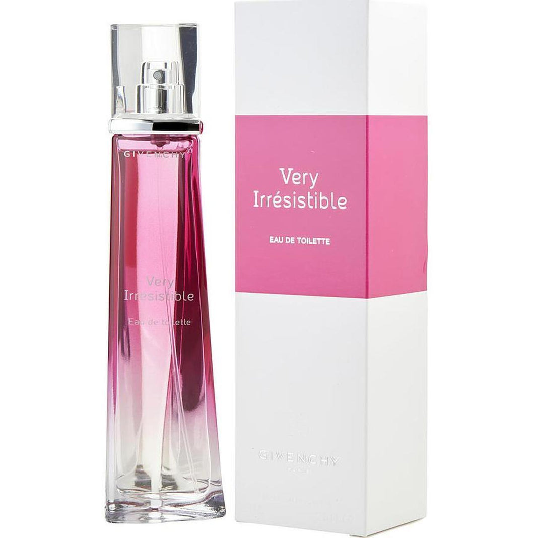 Givenchy Very Irresistible 75ml Edt Spr (W)