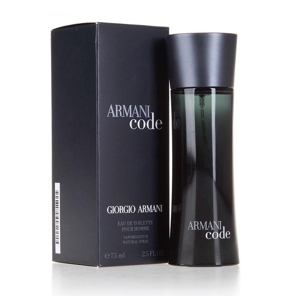 Armani Code 75ml Edt Spr (M)
