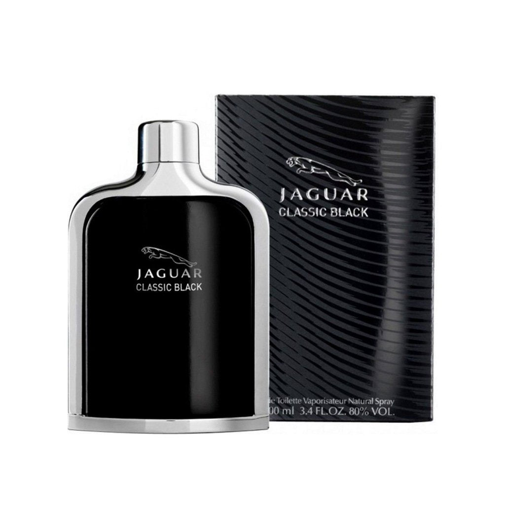 Jaguar Classic Black 100ml Edt Spr (M)