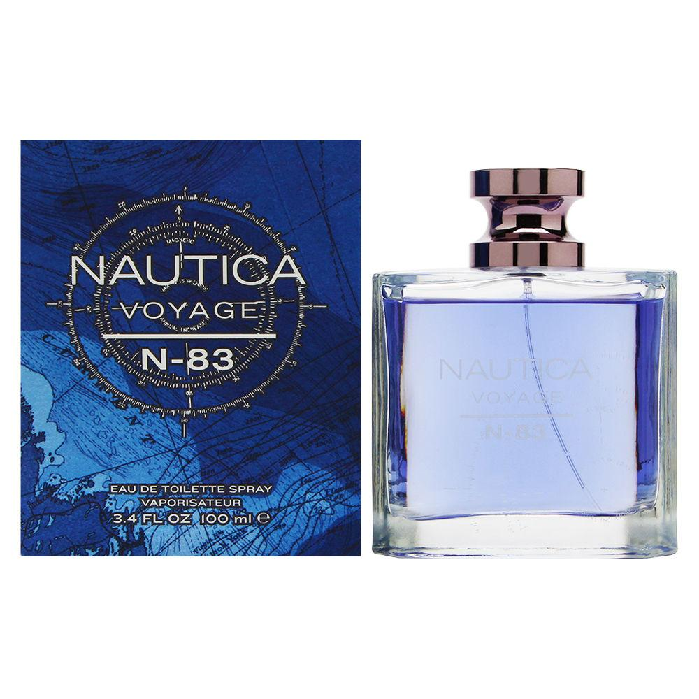 Nautica Voyage N-83 (M) 100ml Edt Spr- (DAMAGE)