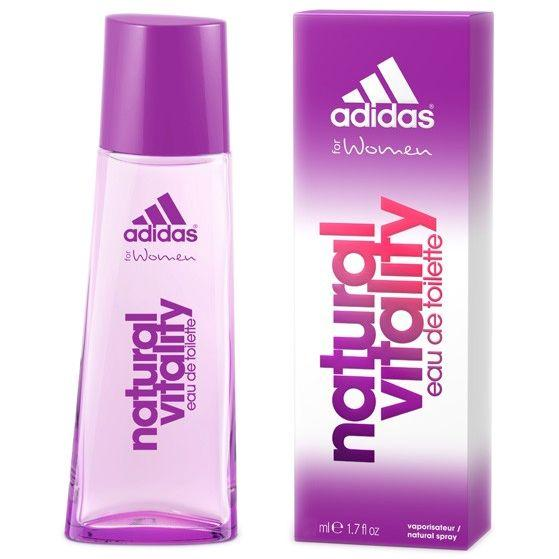 Adidas Natural Vitality 50ml Edt Spr (W)
