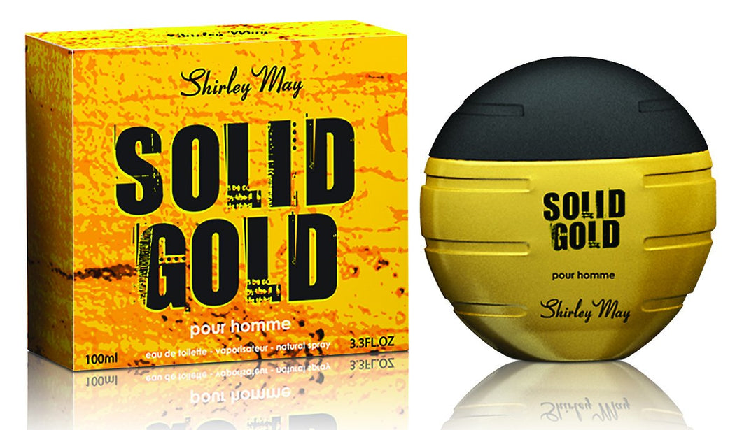 Solid Gold 100ml Edt Spr