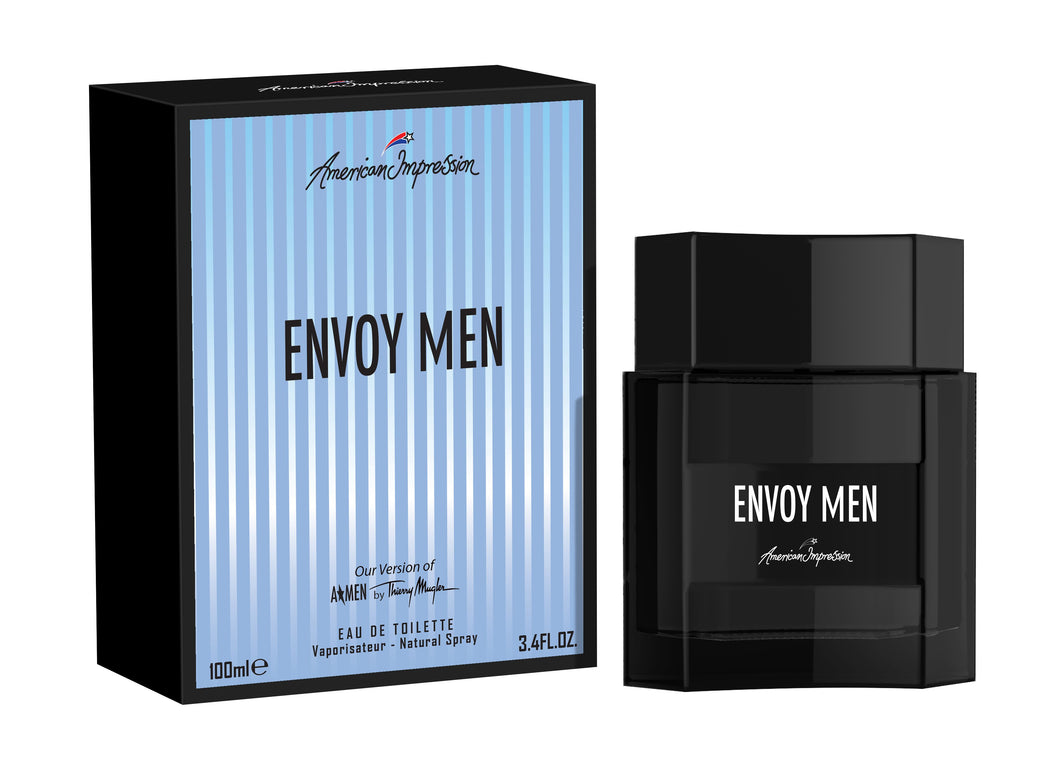 AI Envoy Men 100ml Edt Spr (Impression of A*Men by Thierry Mugler)