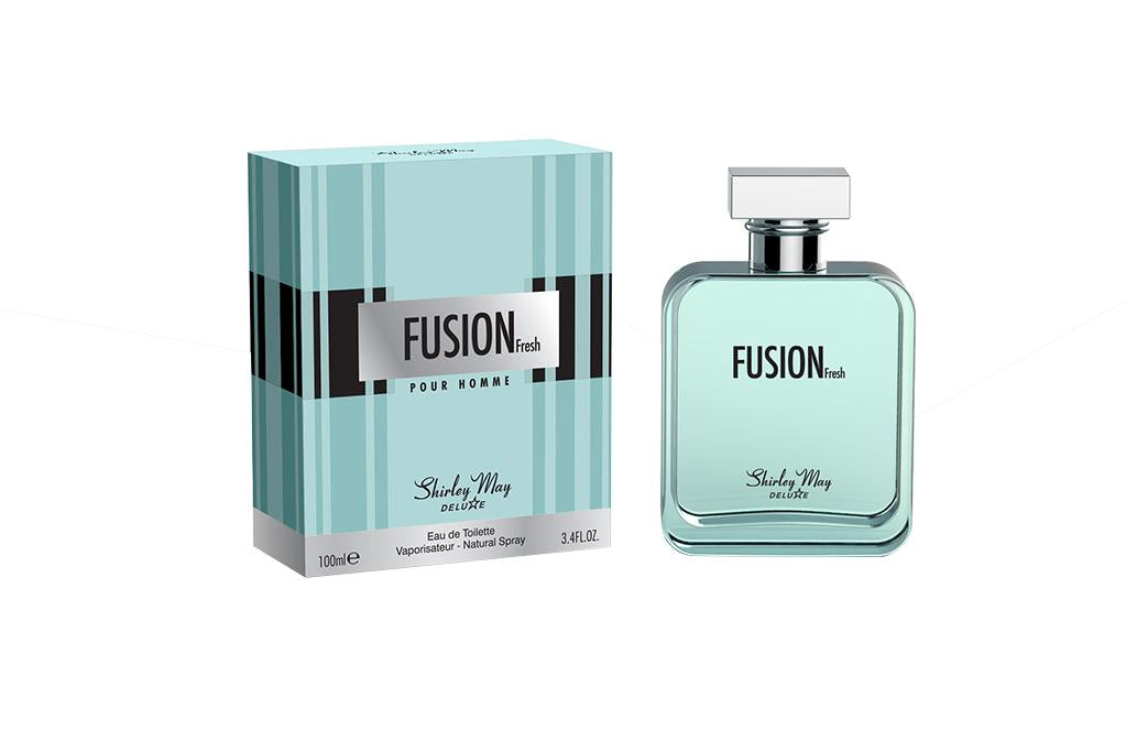 Fusion Fresh 100ml Edt Spr