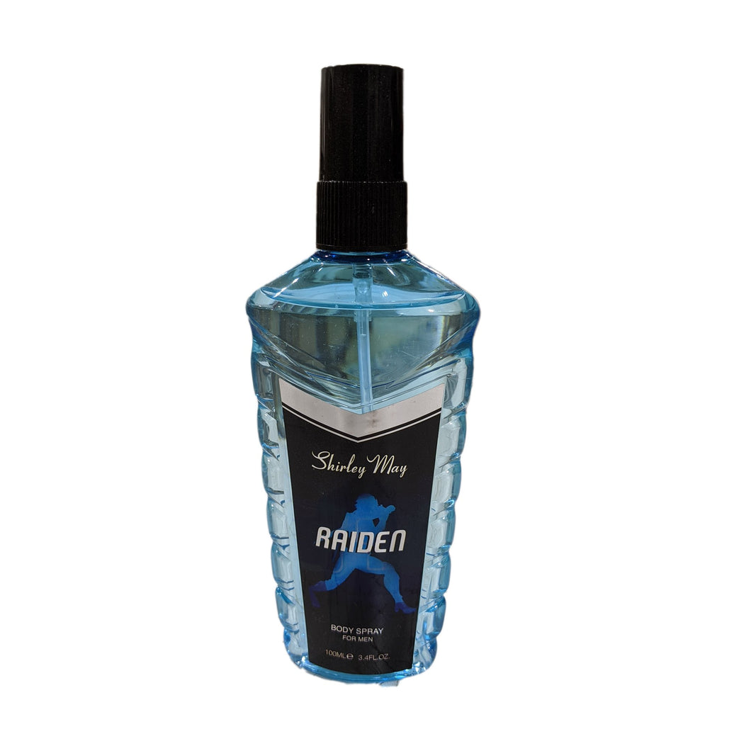 RAIDEN 830 100ML BODY SPRAY