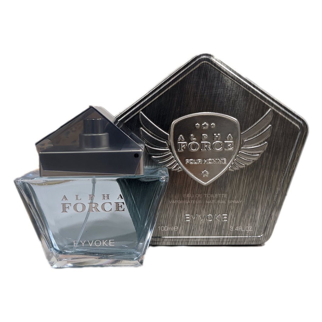 Alpha Force 100ml Edt Spr (685)