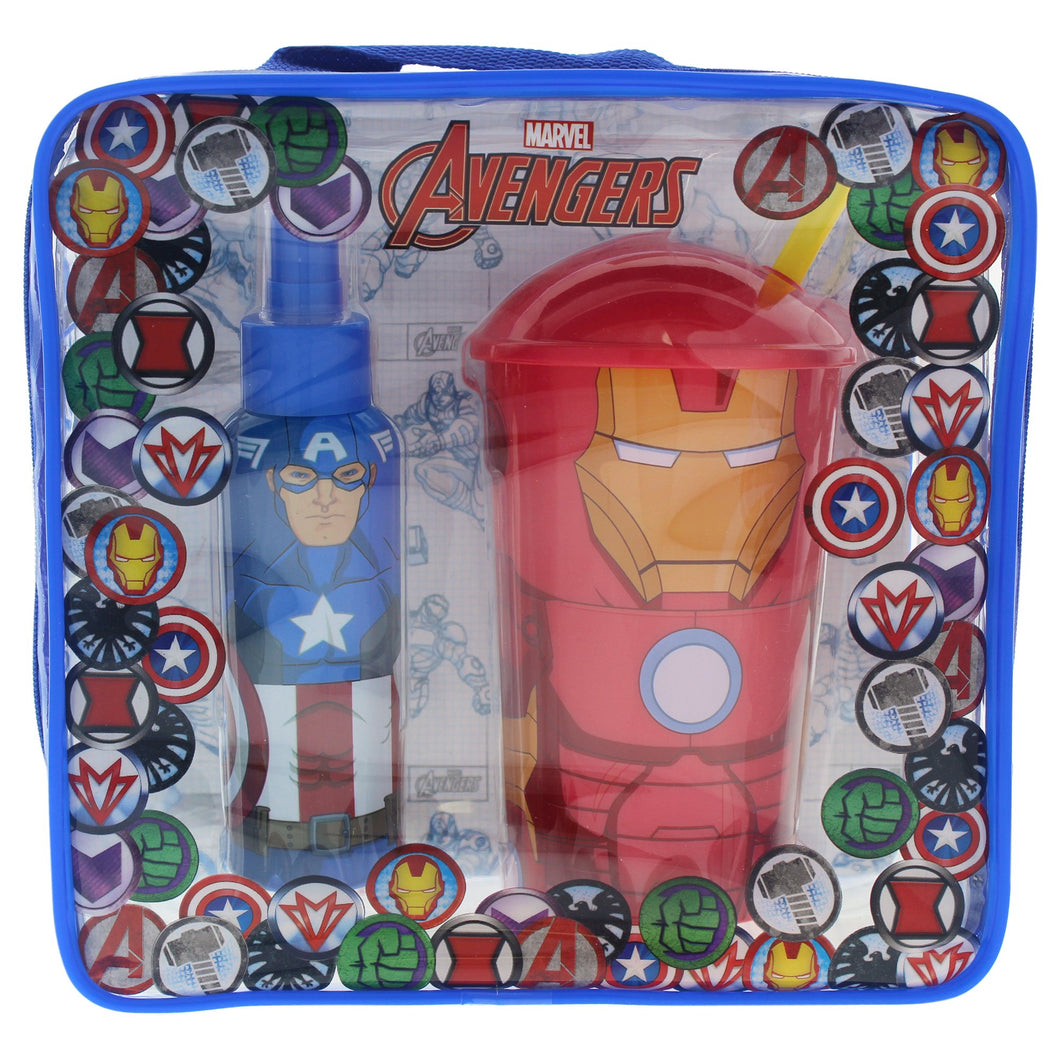 Set- Marvel Avengers 100ml Edt Spr (Ironman),