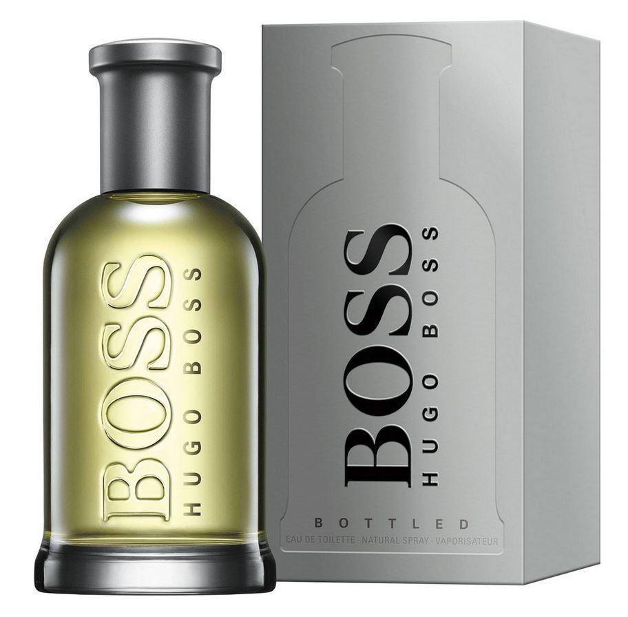 Boss Bottled 50ml Edt Spr (M)