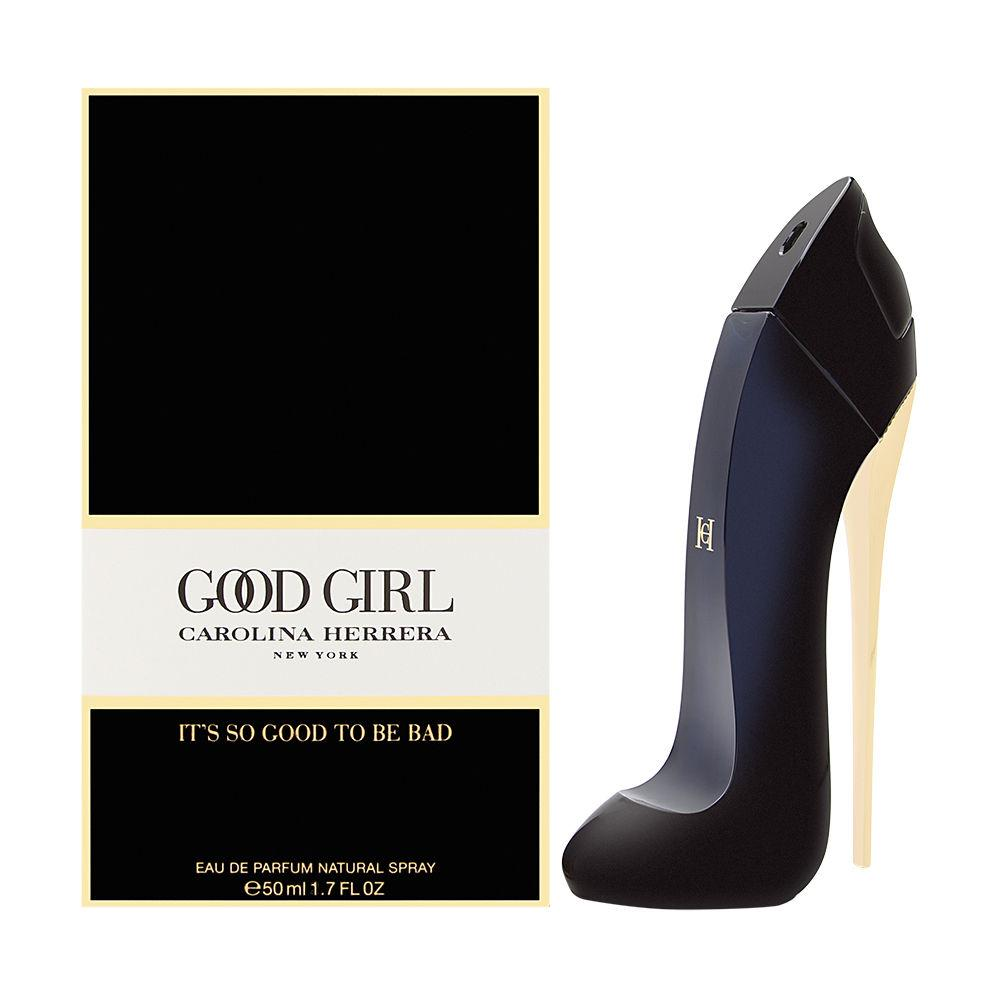 Carolina Herrera Good Girl 50ml Edp (W)- (DAMAGE)