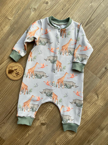 Sleepsuit Romper - Spring '21 Collection
