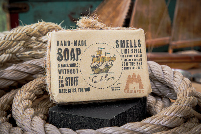 Handmade Soaps By Fort in the Woods