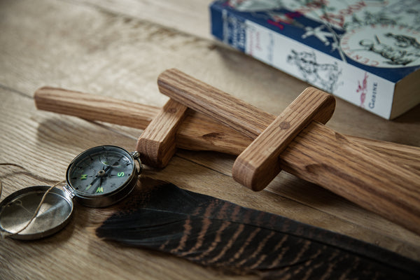 Small Wooden Toy Sword