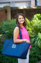 Load image into Gallery viewer, Navy Ultimate Tote