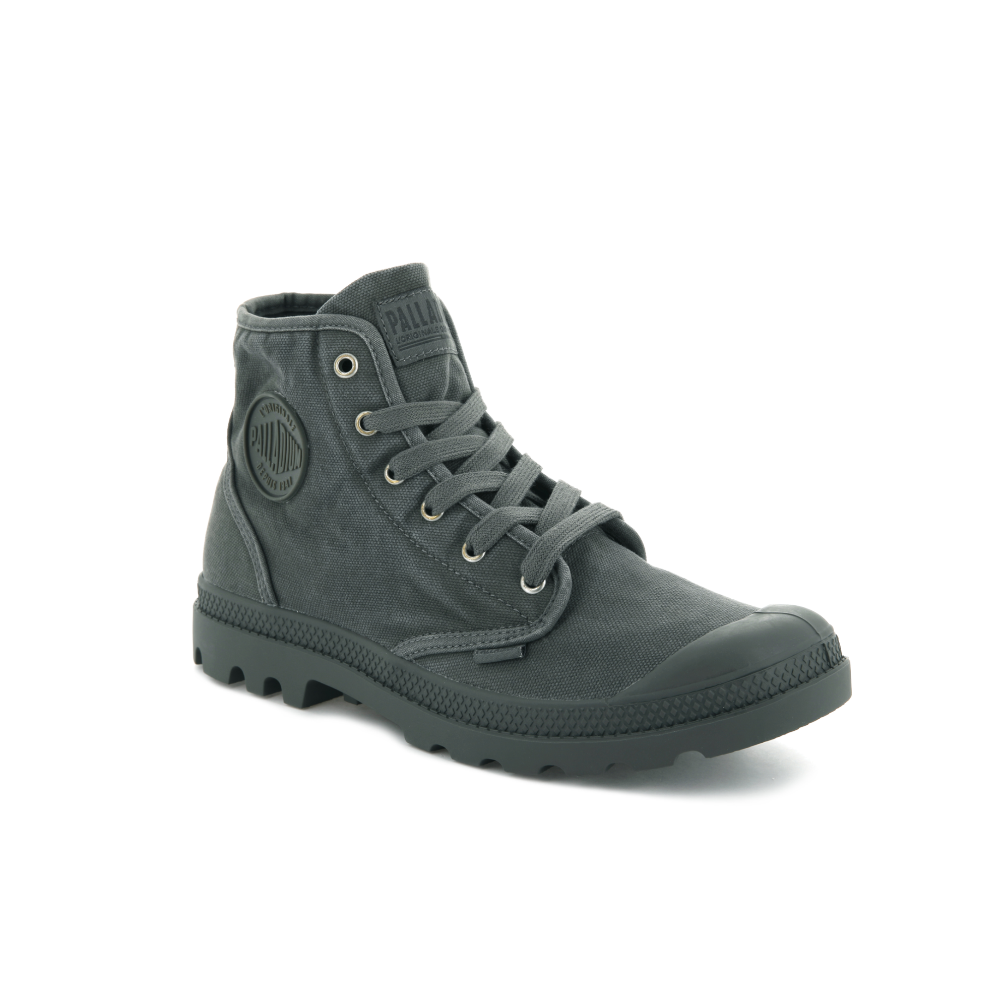 Pampa HI - Metal Black