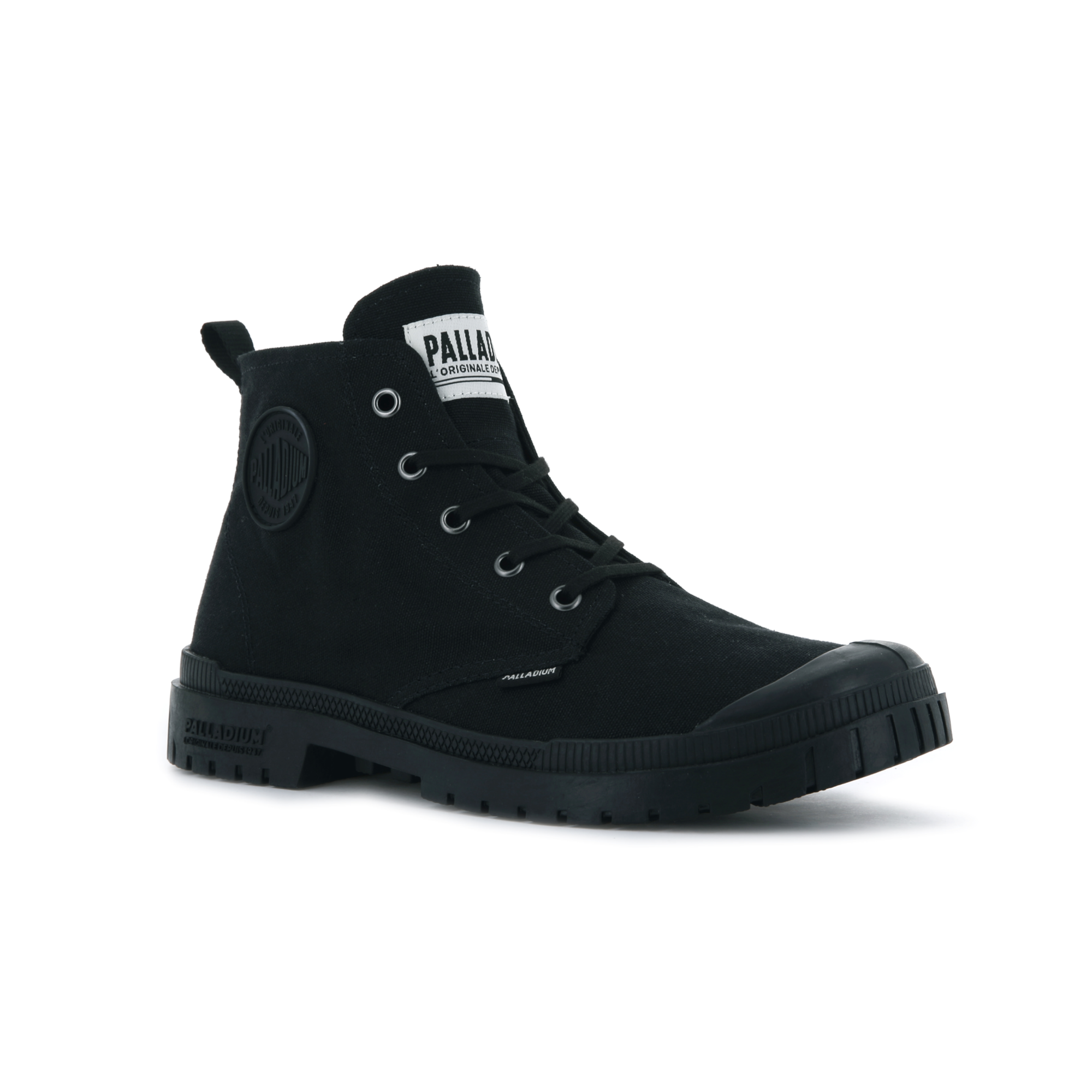 Pampa SP20 HI CVS - Black/Black