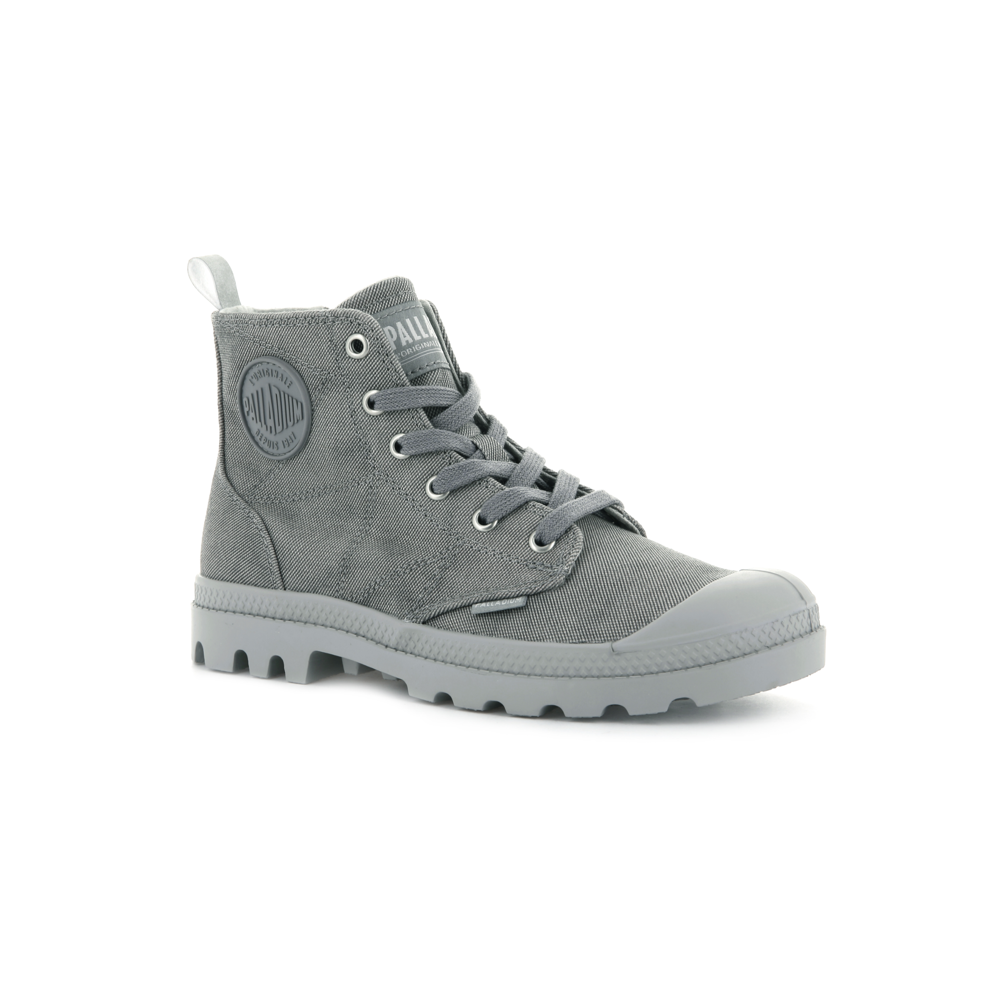 Pampa Zip Desert Wash - Dark Grey