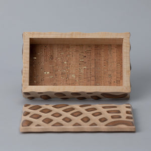 Hand Carved Box