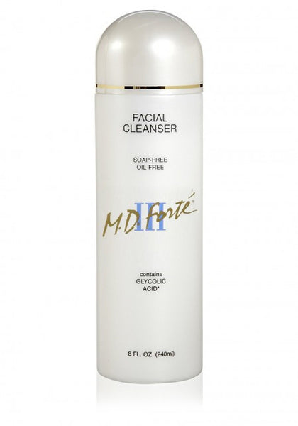 MD Forte Facial Cleanser III