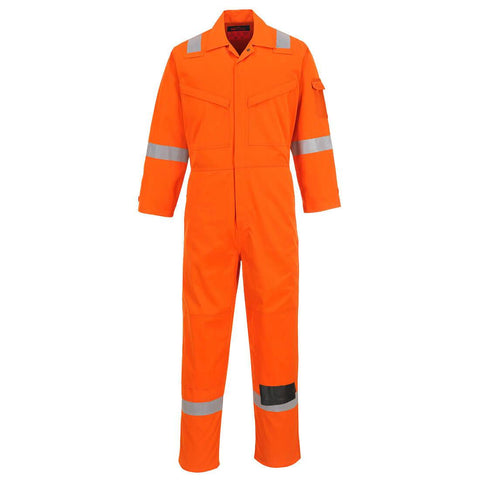 Araflame Gold Coverall 42 Orange